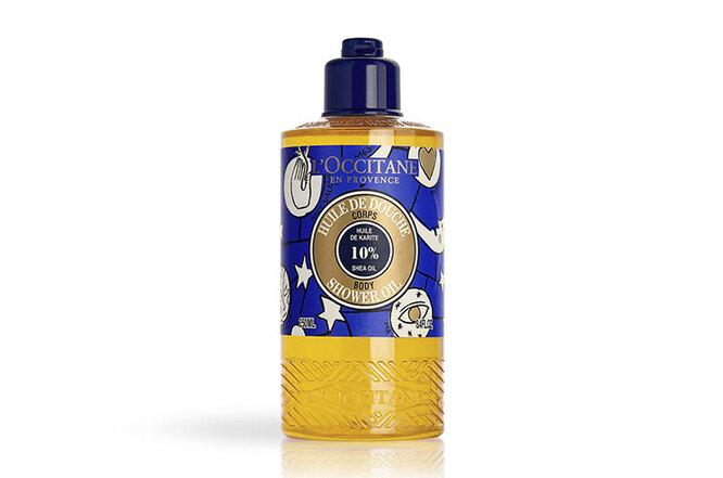 Масло для душа карите 10 % Shea Oil, L'Occitane En Provence