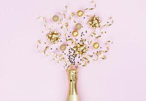 5 «блестящих» идей для новогодней вечеринки