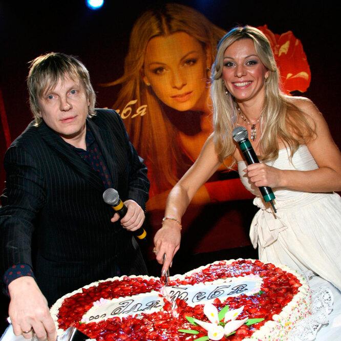 Виктор Салтыков и Ирина Салтыкова