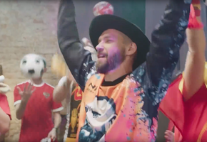 UMA2RMAN и «Матч ТВ» записали неофициальный гимн Чемпионата мира по футболу 2018