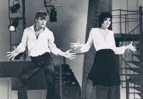 Любовь длиной в танец. Михаил Барышников и Лайза Минелли