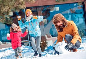 4 способа не заболеть на зимних каникулах