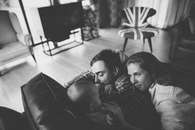 Семейный фотограф Евгения Сурина: «Я всегда снимаю тень»