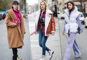 Зима – не беда: 7 стильных образов в холодную пору года
