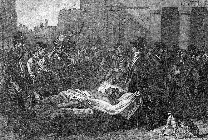 Холера и опиумные войны