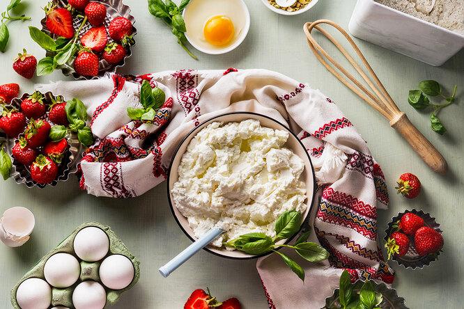 5 рецептов створогом, которые отлично подходят дляздорового завтрака