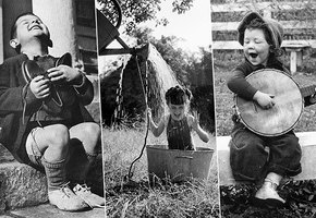 Это так мило: исторические фото, которые доказывают, что дети - всегда дети