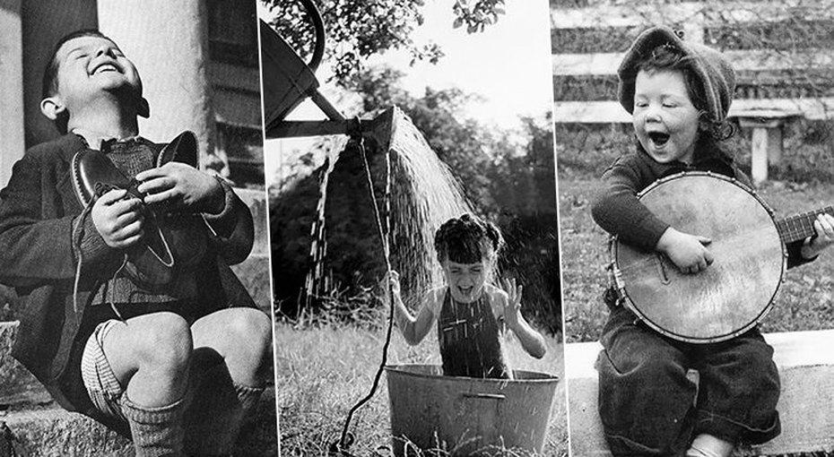 Исторические фото, которые доказывают, что дети - всегда дети