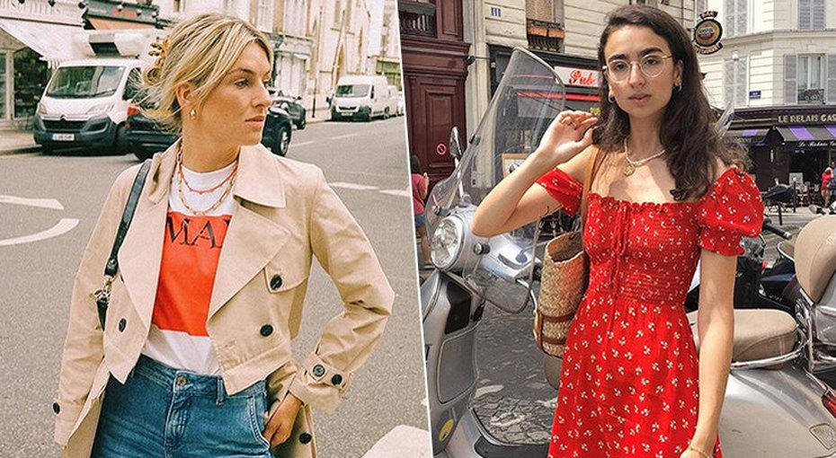 Парижская мода: что француженки покупают вмасс-маркете