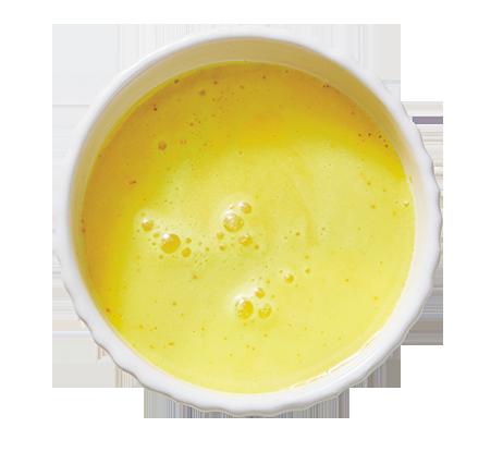 йогуртовый соус с карри и куркумой