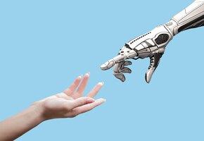 Для одиноких мужчин: ученые разработали кибер-руку, которая двигается и потеет