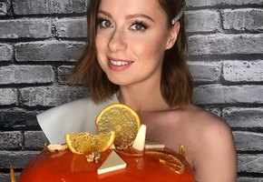 Рецепты звезд. Морковно-апельсиновый торт от Юлии Савичевой
