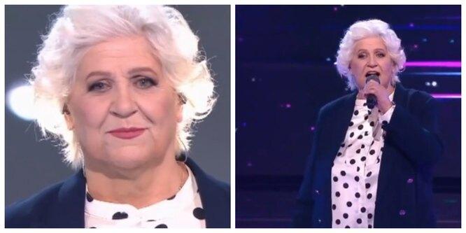 фото: кадры из шоу «Ты супер 60+» на канале НТВ