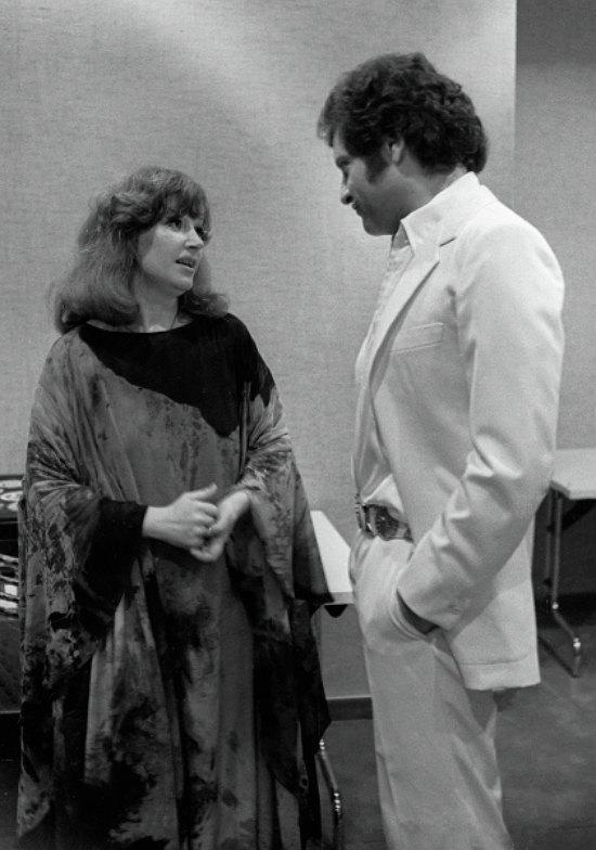 Джо Дассен иАлла Пугачева (1979)