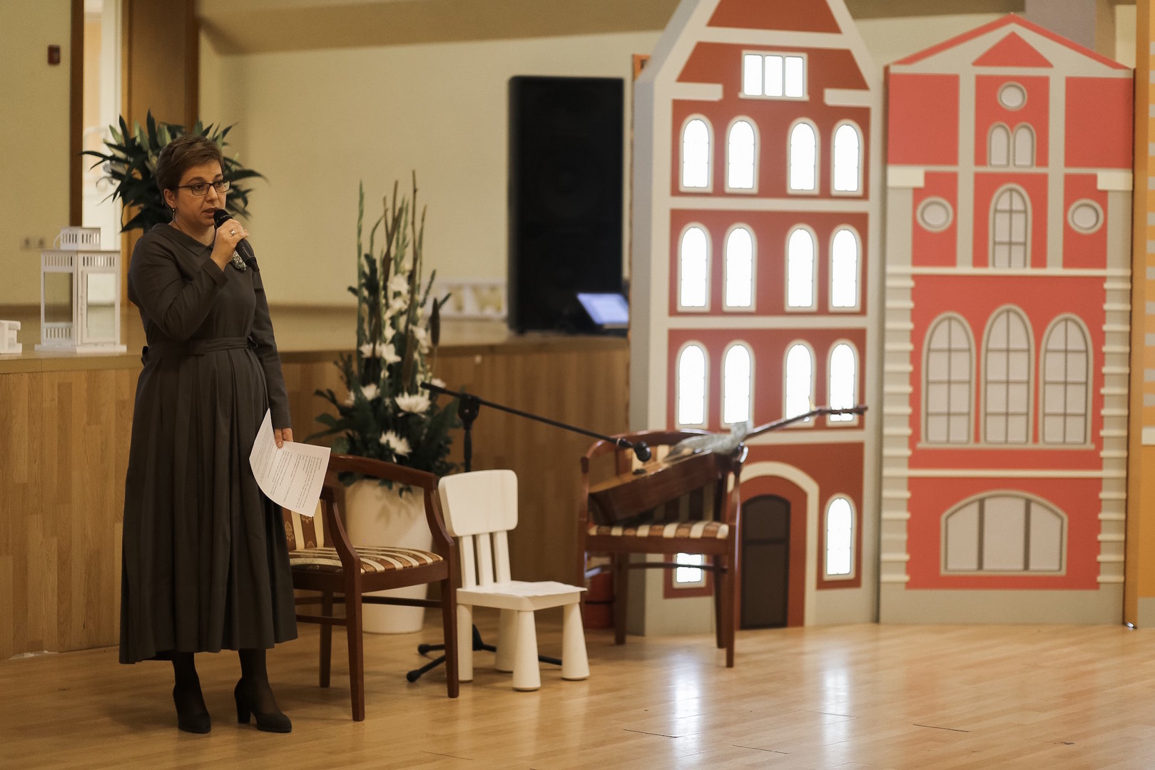 Нюта Федермессер, учредитель Фонда помощи хосписам «Вера»