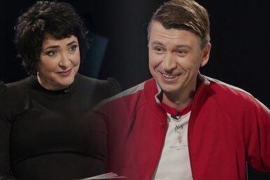 Алексей Ягудин узнал освоих настоящих родственниках на«ДНК-шоу» уЛолиты