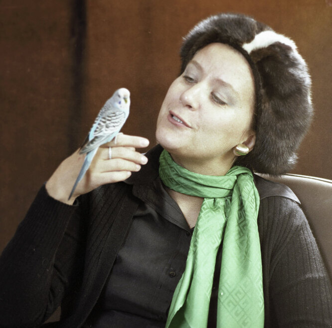 Елена Образцова