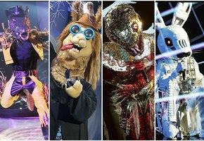 """Шоу """"Маска"""" на НТВ: так кто все-таки скрывается в костюмах финалистов?"""