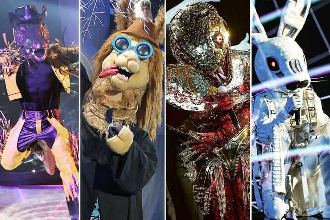 Шоу «Маска» наНТВ: так кто все-таки скрывается вкостюмах финалистов?