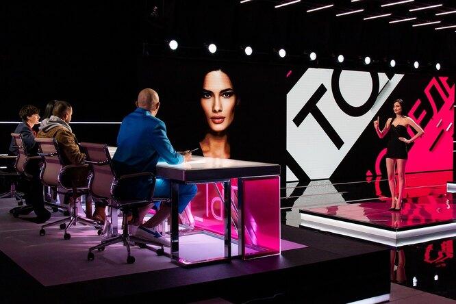 Фото: шоу «ТЫ_Топ-модель на ТНТ»