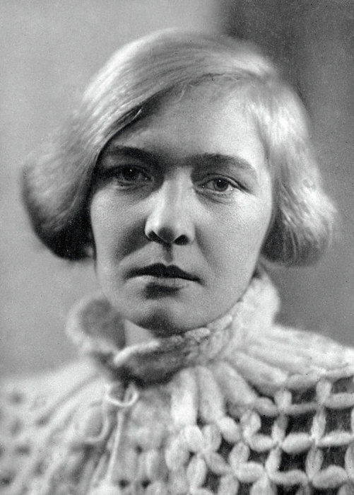 Ленинградский поэт Ольга Берггольц