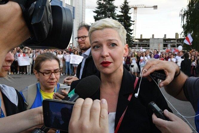 В Минске похищена Мария Колесникова — одна изгероинь белорусского протеста