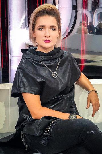 Ольга «Солнце» Николаева
