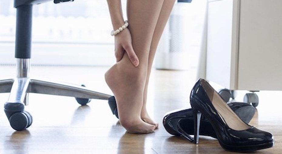 Как сделать высокие каблуки более удобными
