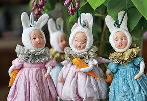 Ватная игрушка: как любовь к ней вдохнула новую жизнь в обычную деревню