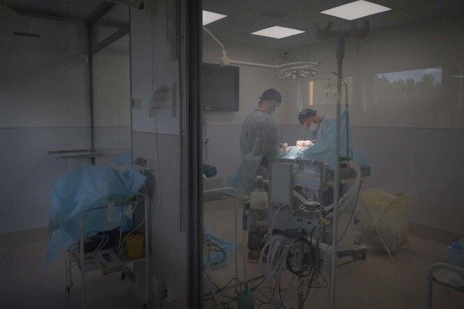 Операция Лиды Фото: Юлия Скоробогатова для ТД