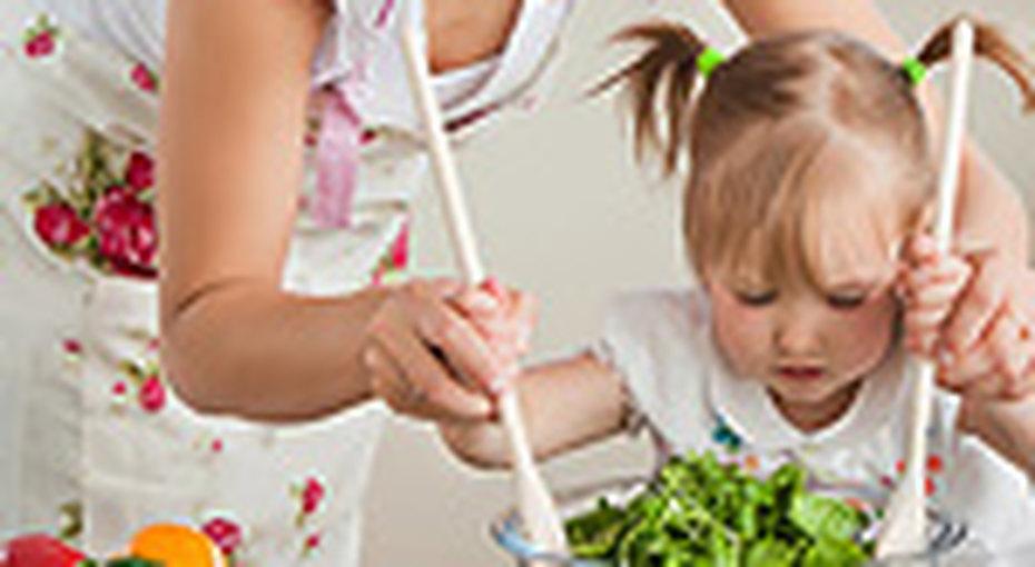 Дети умнеют отправильного питания