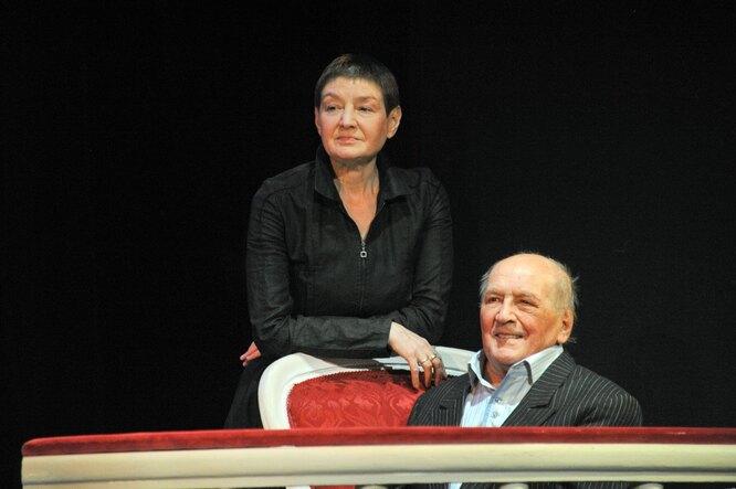 Екатерина Дурова и Лев Дуров