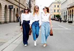 Весенний шопинг: 5 пар джинсов, которые должны быть в гардеробе у всех