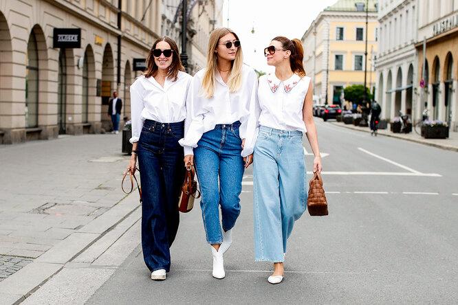 Весенний шопинг: 5 пар джинсов, которые должны быть вгардеробе увсех