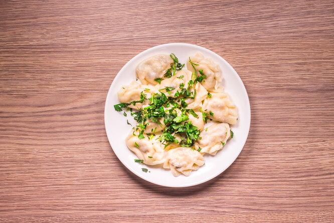 Как приготовить постные вареники с картошкой и грибами