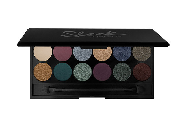 Тени Sleek MakeUP i-Divine eyeshadow palette #098 Enchanted Forest - 995 руб.