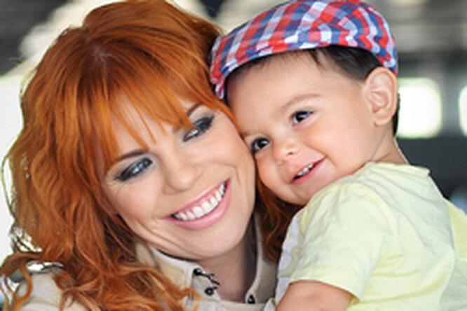 Анастасия Стоцкая: материнство сделало меня мудрее.