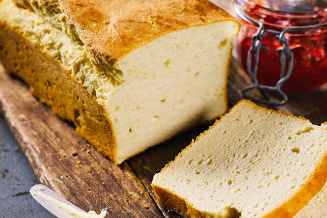 Важно: Хлеб без глютена