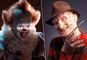 Совсем не страшные: как выглядят в обычной жизни актеры из фильмов ужасов