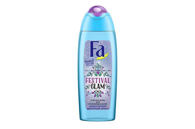 Гель для душа Festival Glam limited edition, Fa