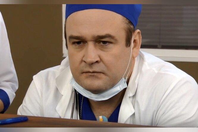 Звезда сериала «Склифософский» Иван Рыжиков получил травму головы после драки