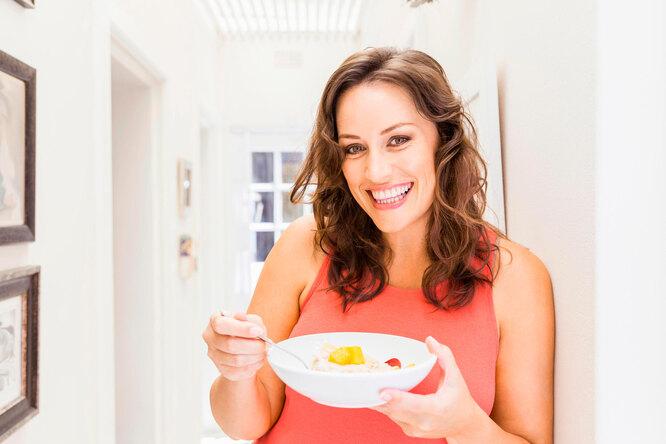 10 принципов интуитивного питания, которые помогут похудеть легко