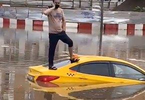 Как пострадала Москва от ливня и урагана