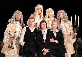 Театр «Et Cetera» открывает новый сезон спектаклем «БЫТЬ!»