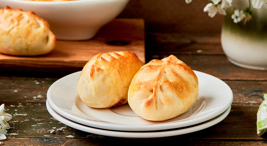 Постное меню накаждый день: тесто, пироги ипирожки