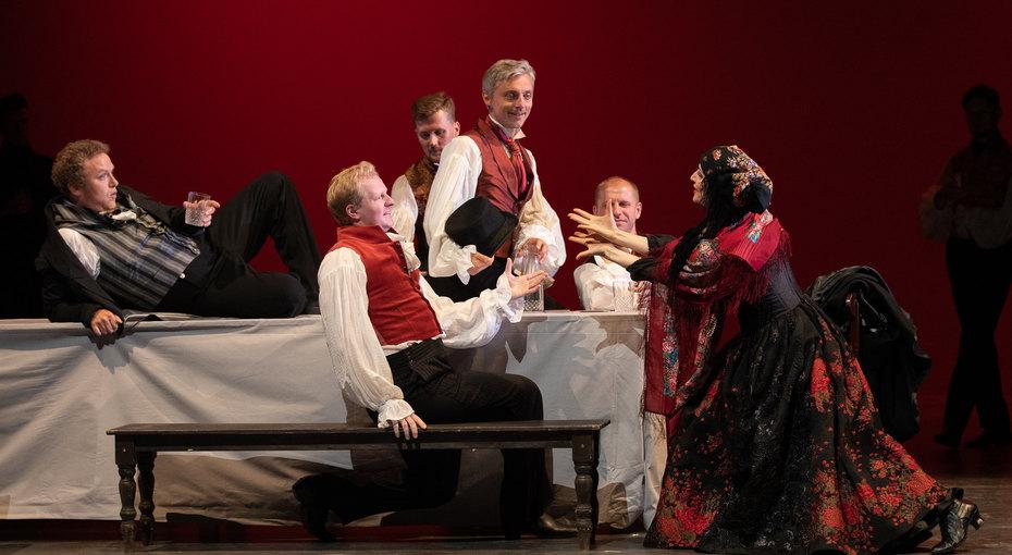 7 июня состоится московская премьера оперы  Константина Боярского «ПУШКИН»