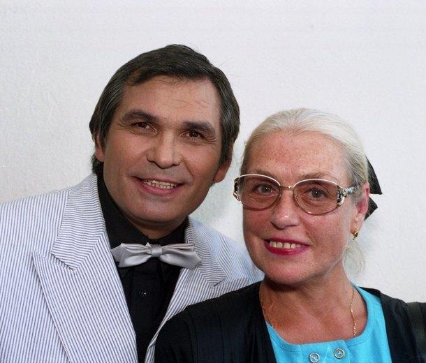 Бари Алибасов оботношениях сЛидией Федосеевой-Шукшиной: «Мы отдыхаем друг отдруга»