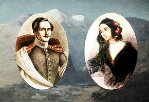 Месть гусара: Лермонтов и женщина, которая отвергла его первую любовь