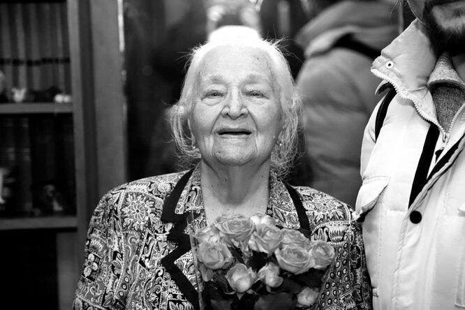 Надежда Каратаева, жена Анатолия Папанова