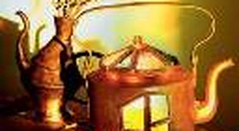 Лампа - «Чайник Алладина»